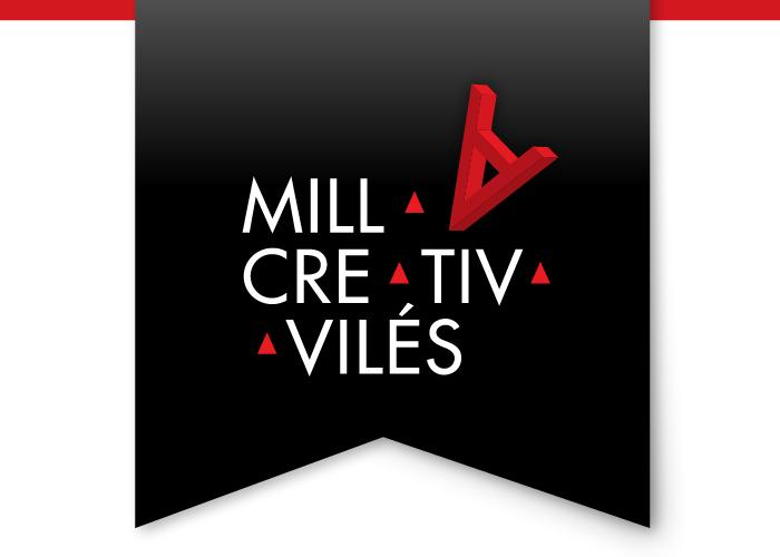 Diseño web corporativo Milla Creativa de Avilés