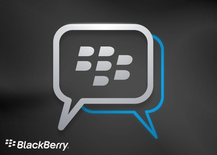 Video BlackBerry Messenger