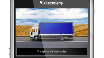 Detalle de video BlackBerry Localización