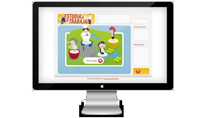 Diseño multimedia Estudias o Trabajas