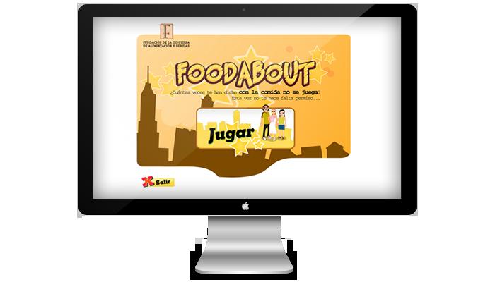 Diseño multimedia Foodabout
