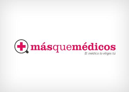 Diseño web aplicación web Másquemédicos