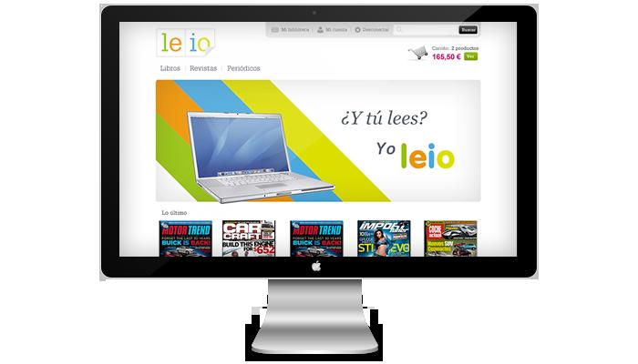 Diseño web LEIO