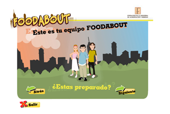 Diseño multimedia Foodabout