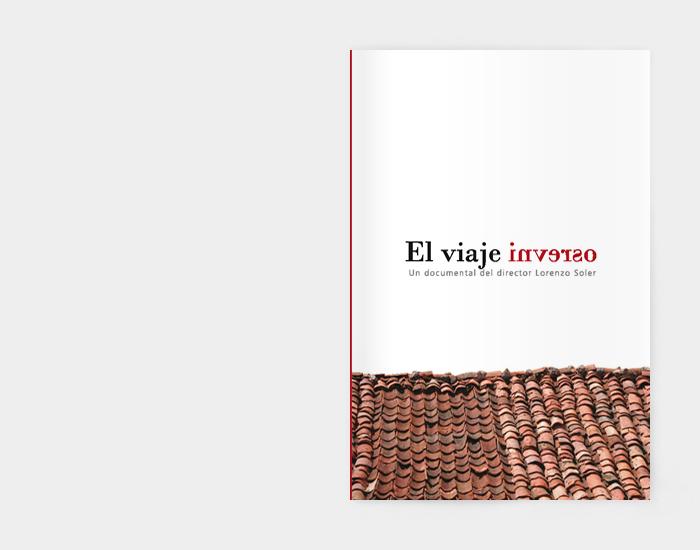 Diseño gráfico El Viaje Inverso