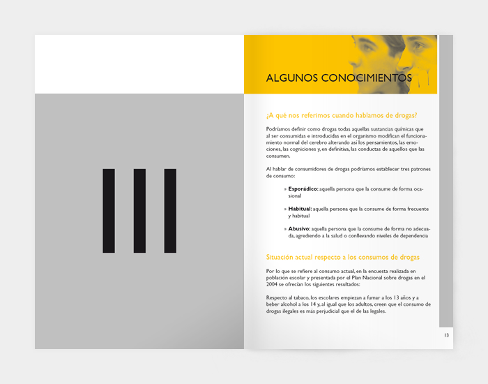 Diseño gráfico Proyecto Elige
