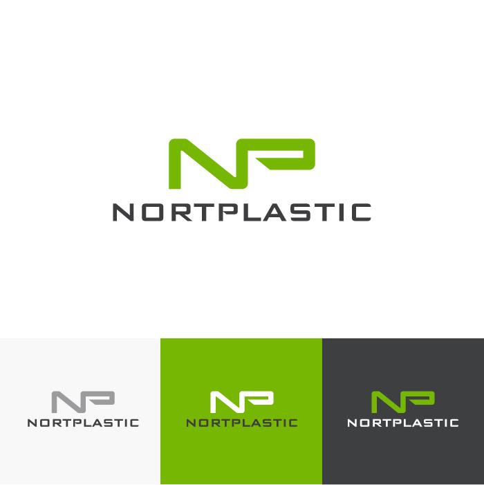 Diseño logotipo Nortplastic