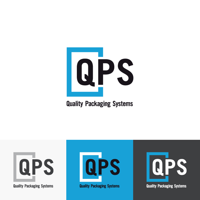 Diseño Logotipo de QPS Quality Packaging Systems