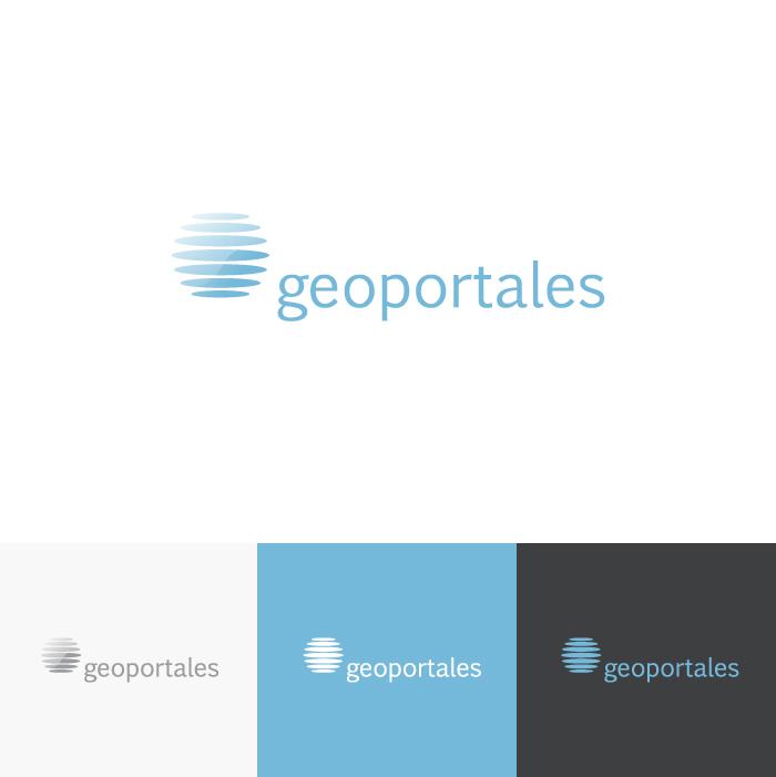 Diseño Logotipo de Geoportales