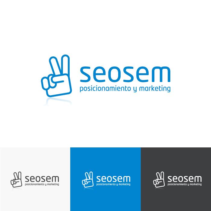 Diseño Logotipo Seosem