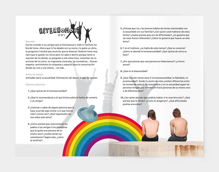 Diseño gráfico Sexorama