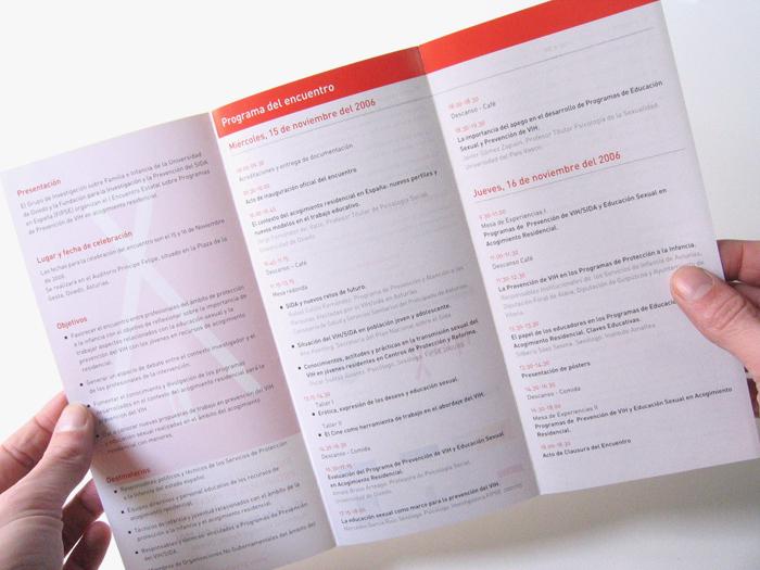 Identidad corporativa Prevención del VIH en acogimiento residencial