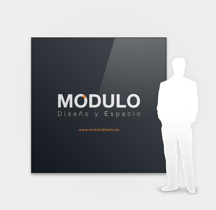 Identidad corporativa Módulo Diseño y Espacio