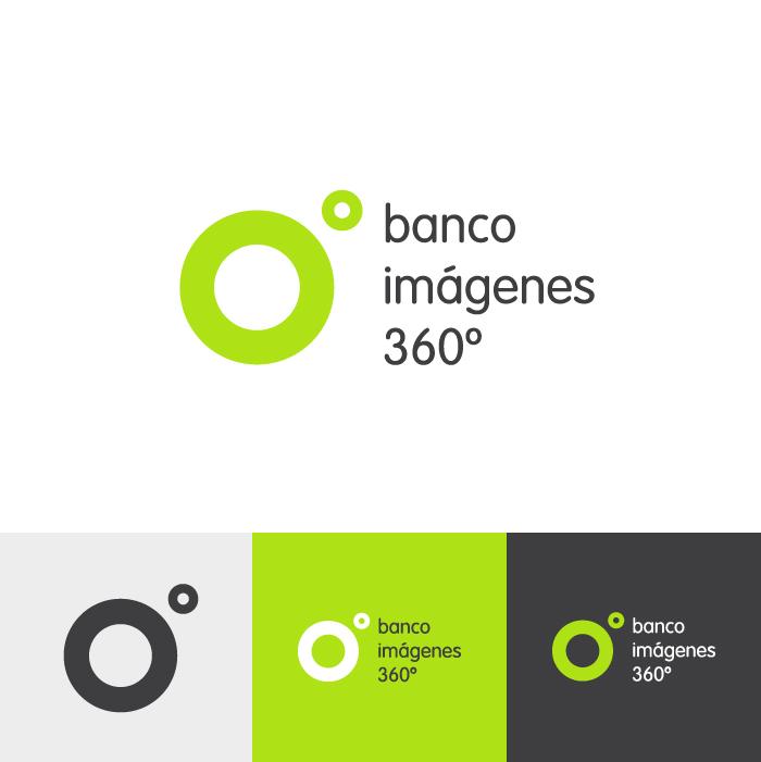 Diseño Logotipo de Banco Imágenes 360º