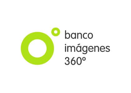 Identidad corporativa Banco Imágenes 360º
