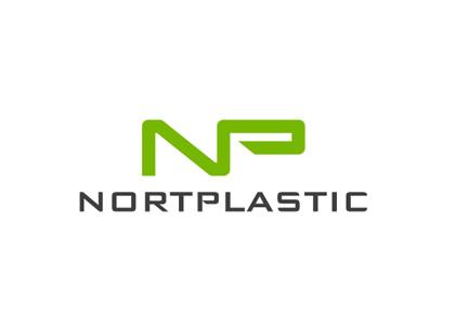 Diseño de logotipo Nortplastic