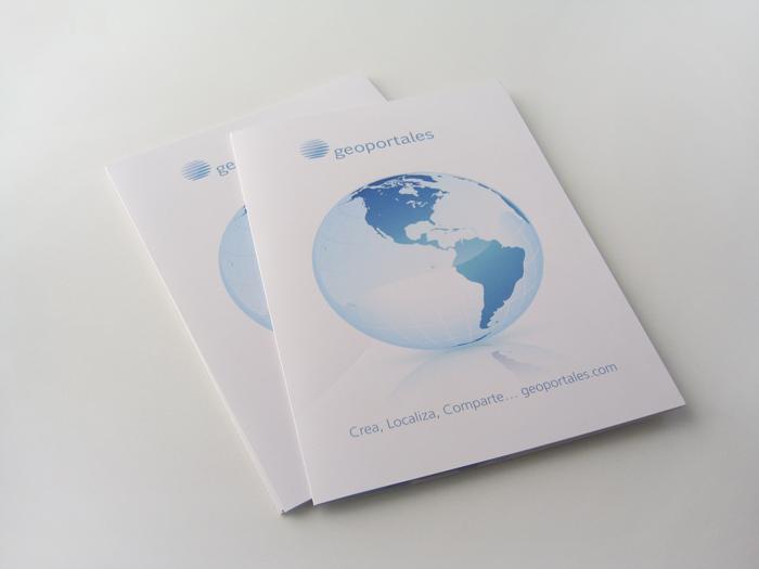 Diseño gráfico Geoportales