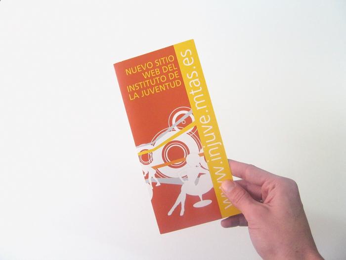 Diseño gráfico Injuve