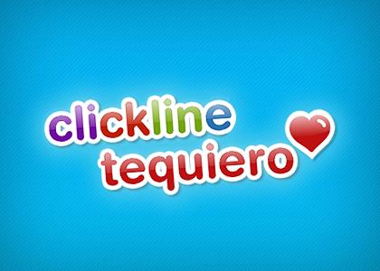 Diseño web corporativo ClicklineTeQuiero