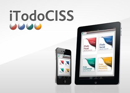 Diseño web sitio promocional iTodo CISS