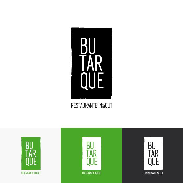 Diseño logotipo BUTARQUE