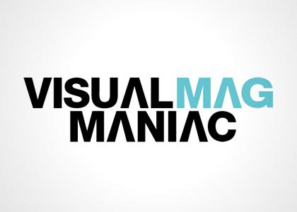 Desarrollo web blog VisualMag Maniac