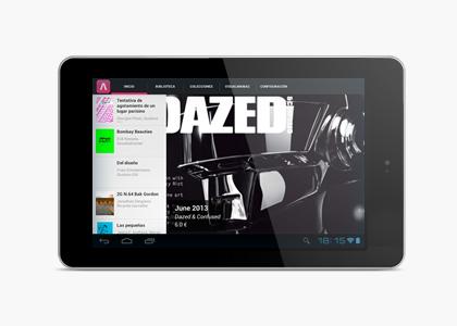 Desarrollo app móvil Android VISUALMANIAC