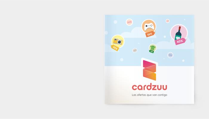Diseño gráfico Cardzuu