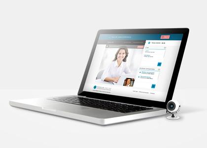 Plataforma videoterapia Persum Online