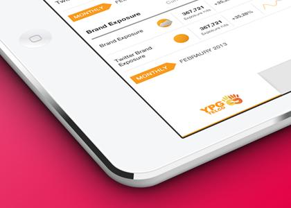Desarrollo app móvil Sweetspot Intelligence