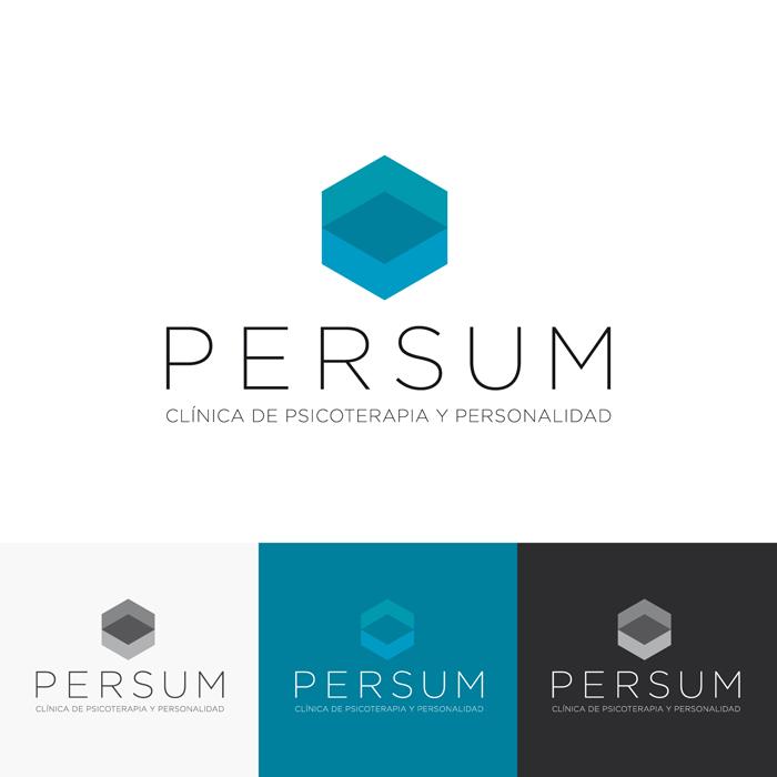 Diseño logotipo PERSUM