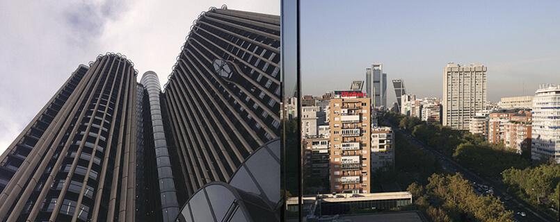 Oficinas PROUN Madrid en Torre Europa