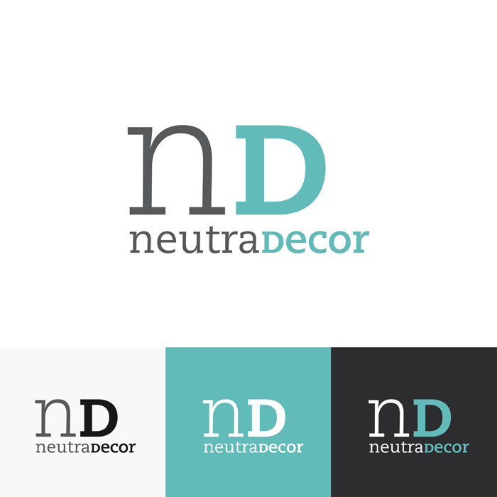 Diseño logotipo Neutradecor
