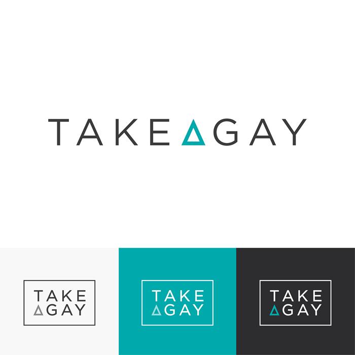 Diseño logotipo Takeagay