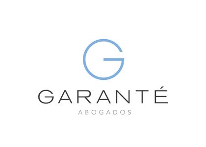 Diseño de logotipo Garanté Abogados