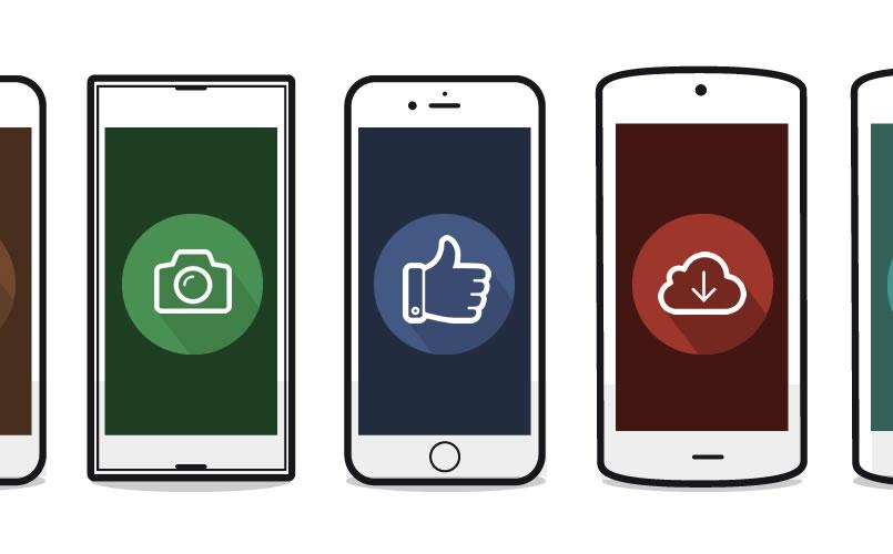 Aplicaciones móviles, un mercado en auge