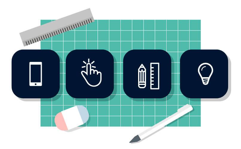 Tendencias en diseño de aplicaciones móviles