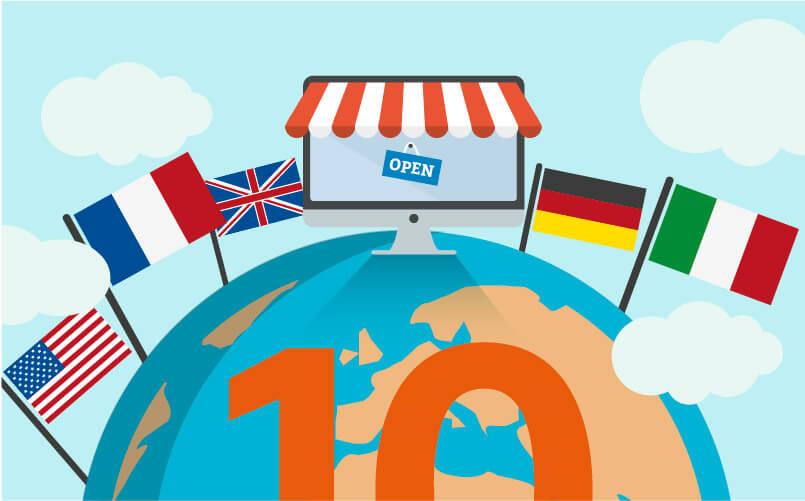 10 claves para internacionalizar tu tienda online