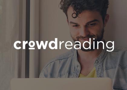 Diseño de Aplicación Web CrowdReading