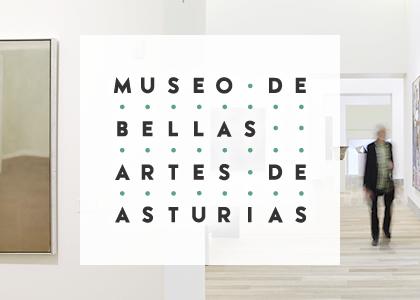 Diseño web Museo de Bellas Artes de Asturias