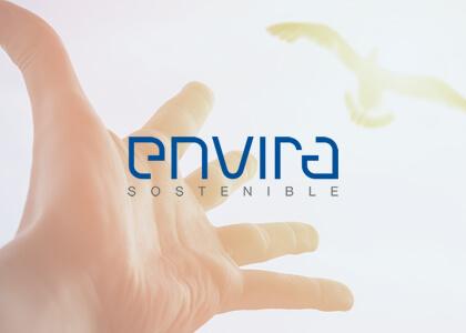Diseño Web Envira Sostenible