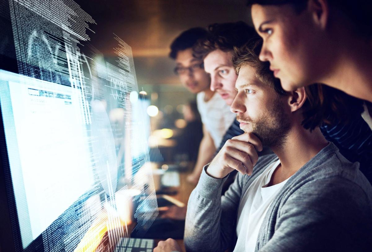 transformacion digital sector financiero, formación tecnológica
