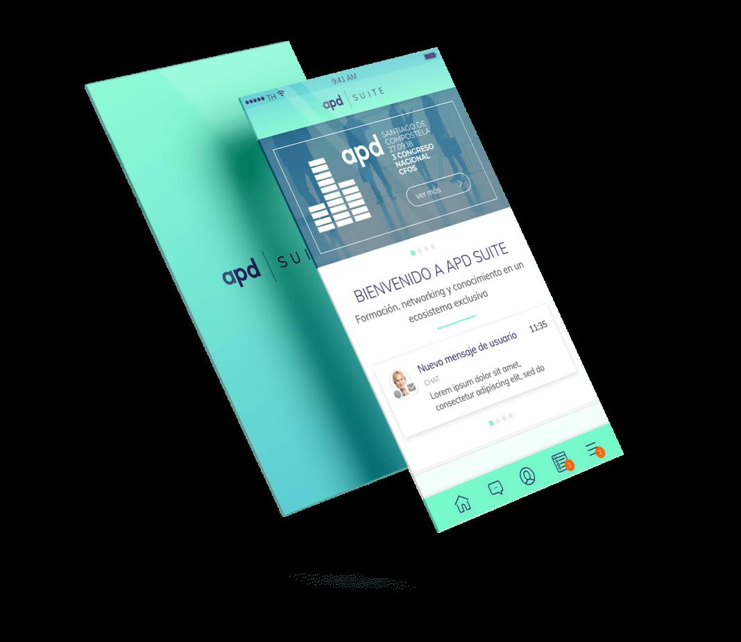 App móvil APD Suite